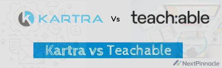 Kartra vs Teachable Comparison