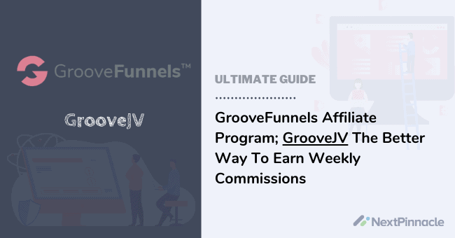 GrooveJV GrooveFunnels affiliate program