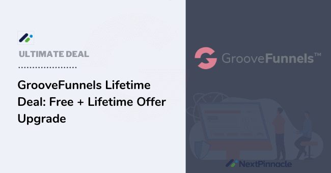 GrooveFunnels Lifetime Deal Upgrade