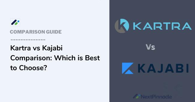 Kartra vs Kajabi Comparison