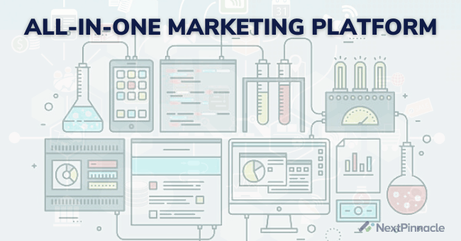 all in one marketing software