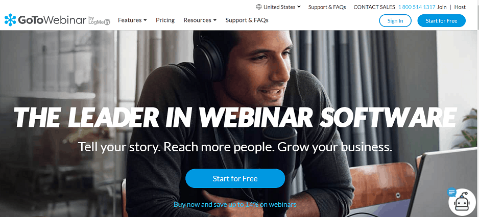 gotomeeting webinar program