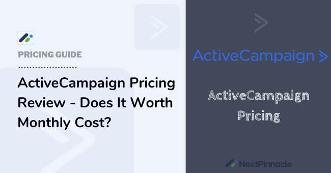 ActiveCampaign Pricing Plan