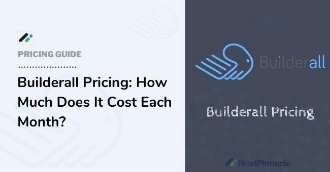 Builderall Pricing Plan