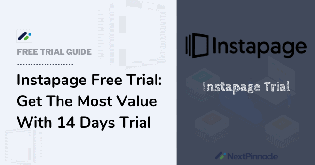 Instapage Trial