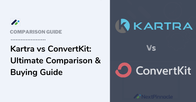 Kartra vs ConvertKit Comparison