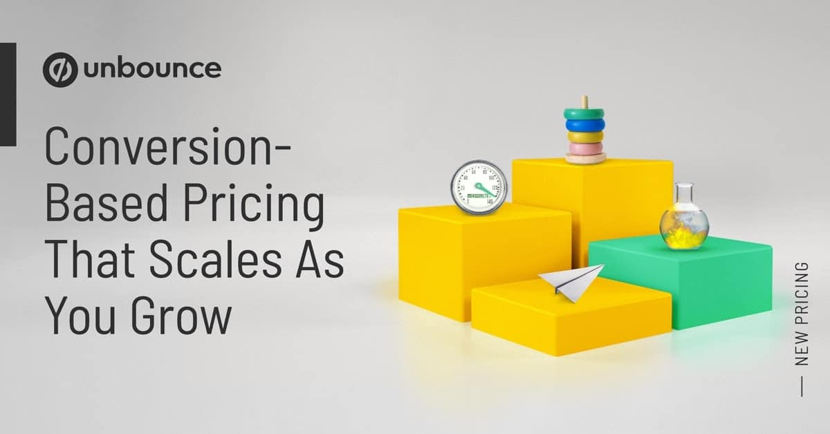 Unbounce pricing review