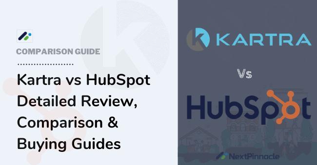 Kartra vs HubSpot Comparison