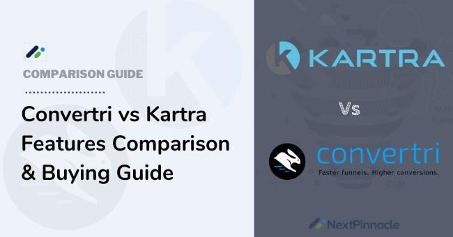 Kartra vs Convertri Comparison