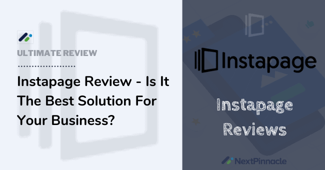 Instapage Reviews