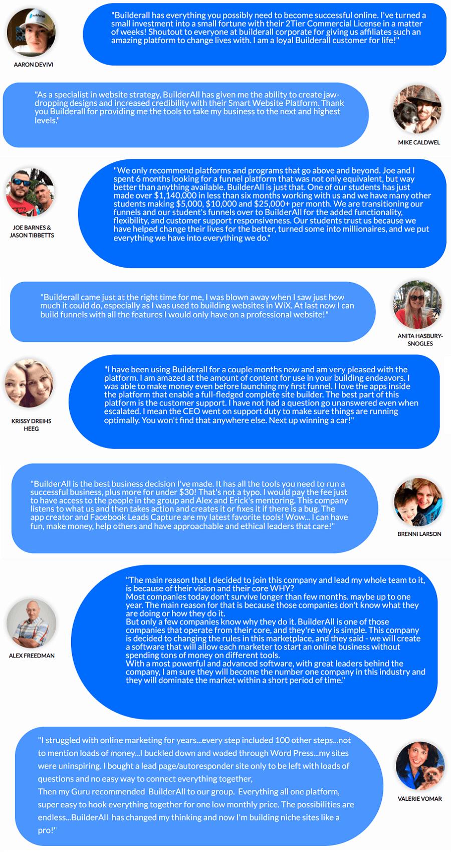 builderall testimonials