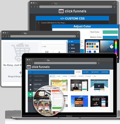 clickfunnels Themes & Templates