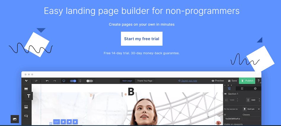 Landingi Page Builder