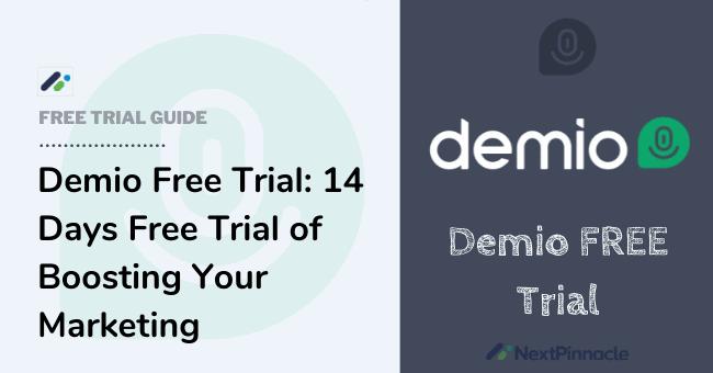 Demio Trial