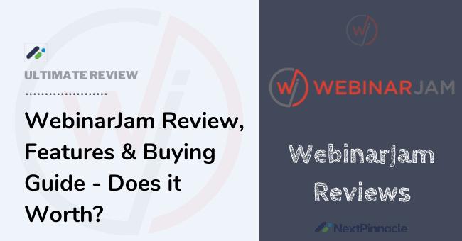 WebinarJam Reviews