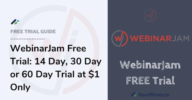 WebinarJam Trial Free