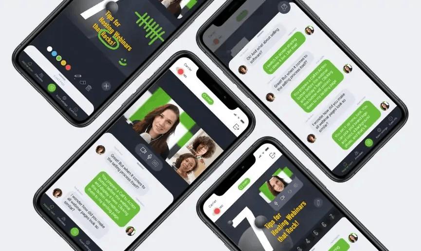 ClickMeeting Mobile App