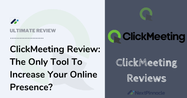 ClickMeeting Reviews