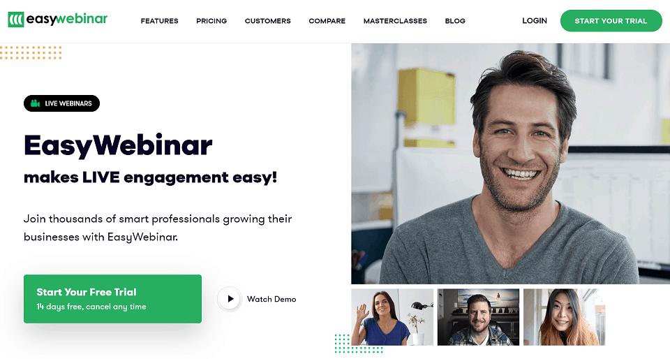 EasyWebinar Live Webinar
