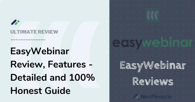 EasyWebinar Reviews