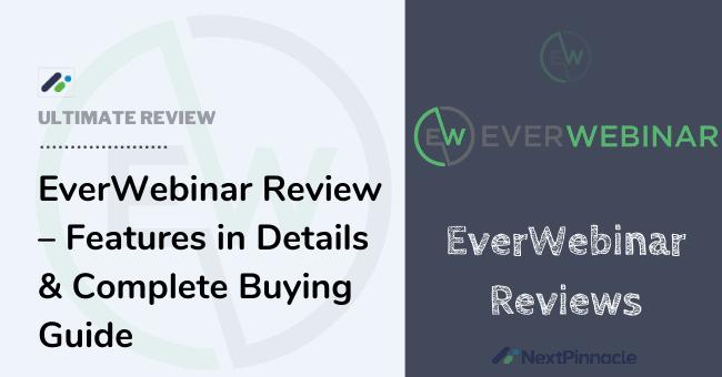 EverWebinar Reviews