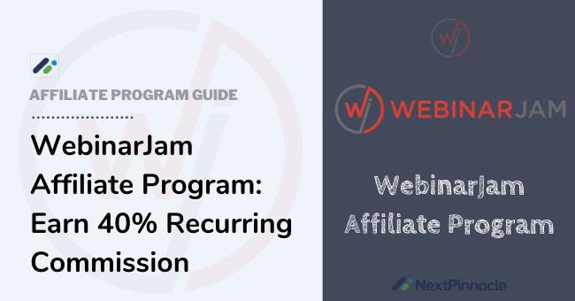WebinarJam Affiliate