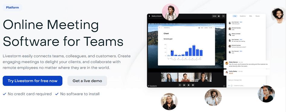 Livestorm Online Meetings