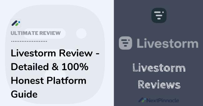 Livestorm Reviews